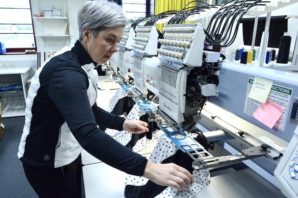Katharina Sandberg, profilproduktansvarig Abacus.